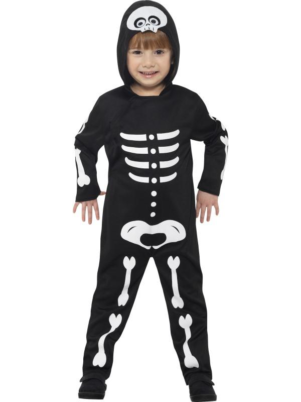 Peuter Halloween.Skeletten Peuter Onesie Halloween Snel Thuis Bezorgd