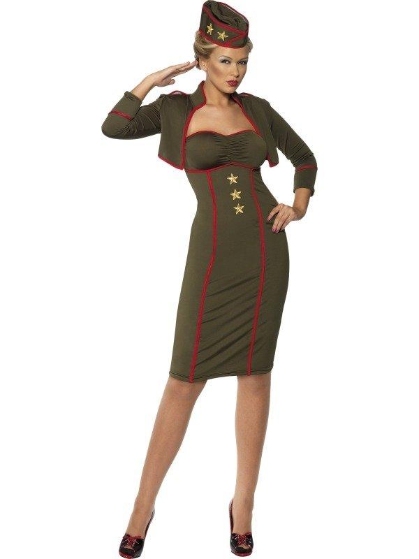 verkleedkleding leger dames