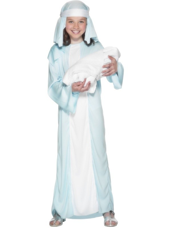 8abb69ed49a440 Bestel Maria Moeder van Jezus Meisjes Kostuum voor kerst!