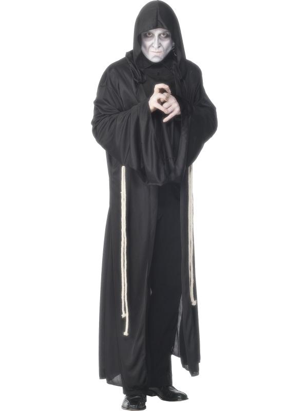 Halloween Kostuum Magere Hein.Grim Reaper Magere Hein Halloween Kostuum