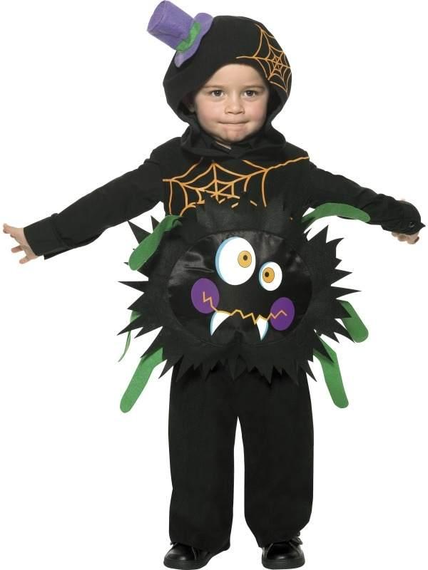 Peuter Halloween.Gekke Spin Peuter Verkleedkleding Snel Thuis Bezorgd