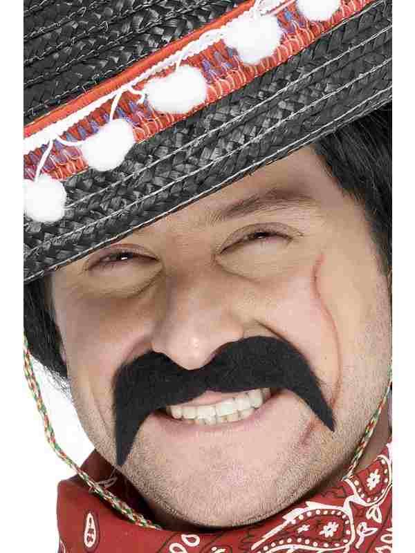 Mexican Bandieten Snor