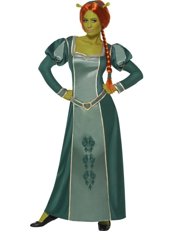 Shrek, Fiona Dames Verkleedkleding