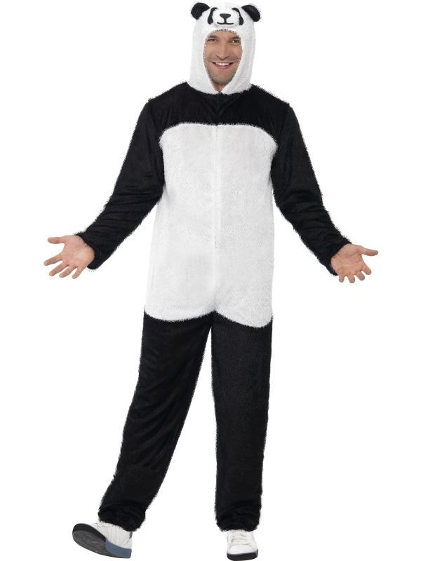 Panda Heren Kostuum