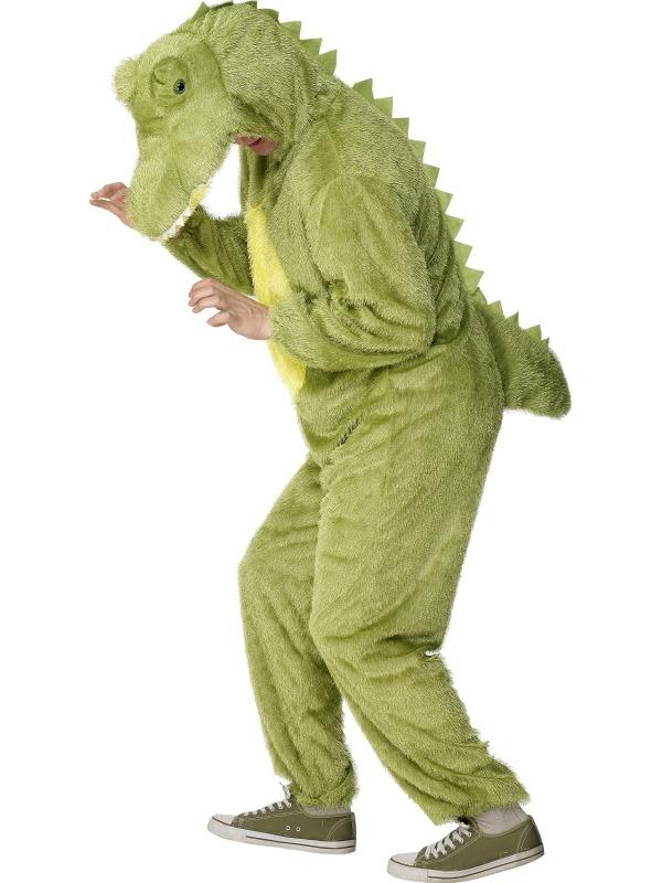 Gekke Dieren Krokodil Heren Kostuum