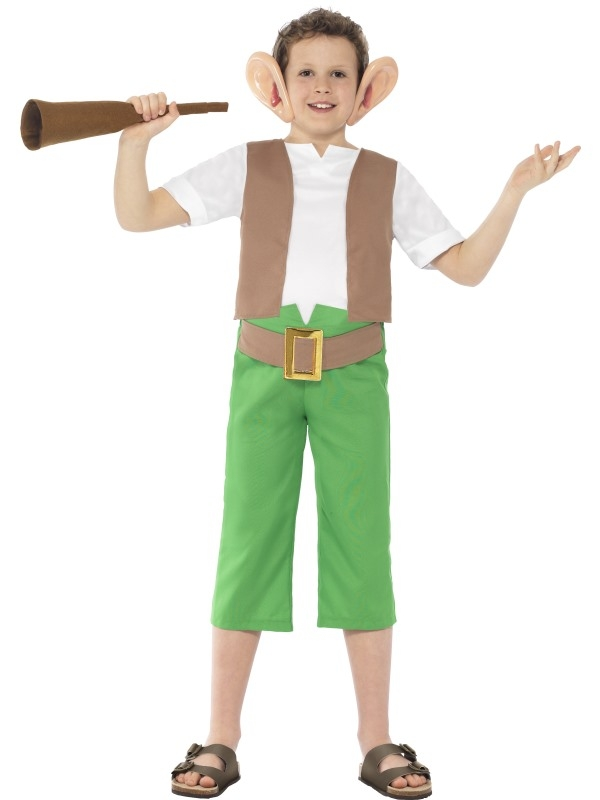 Roald Dahl BFG Kinder Kostuum