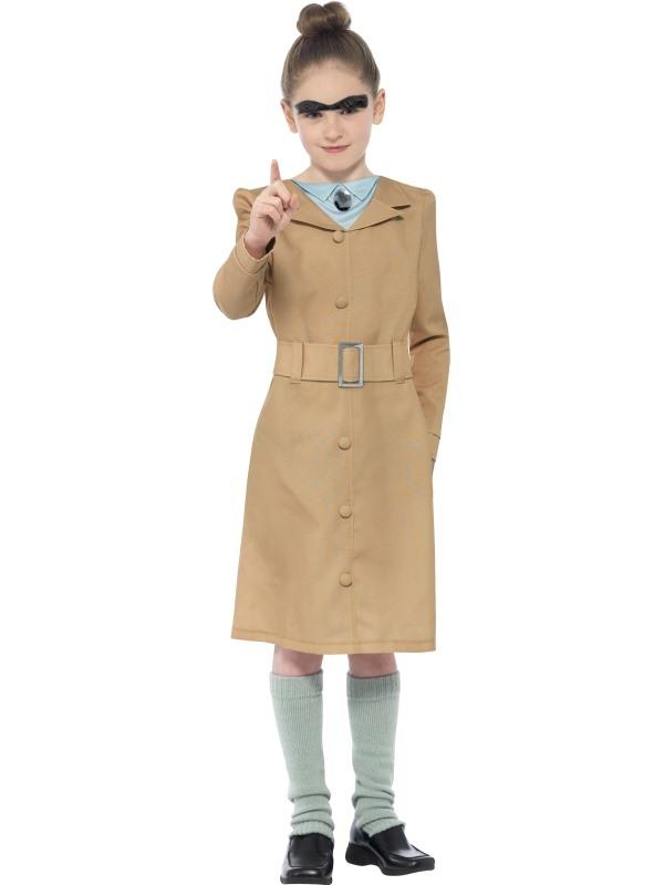 Roald Dahl Miss Trunchbull Kinder Kostuum