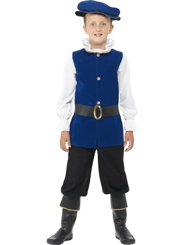 Tudor Jongen Kostuum