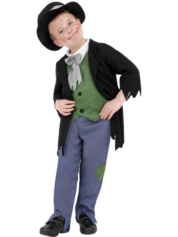 Dodgy Victorian Boy Kostuum