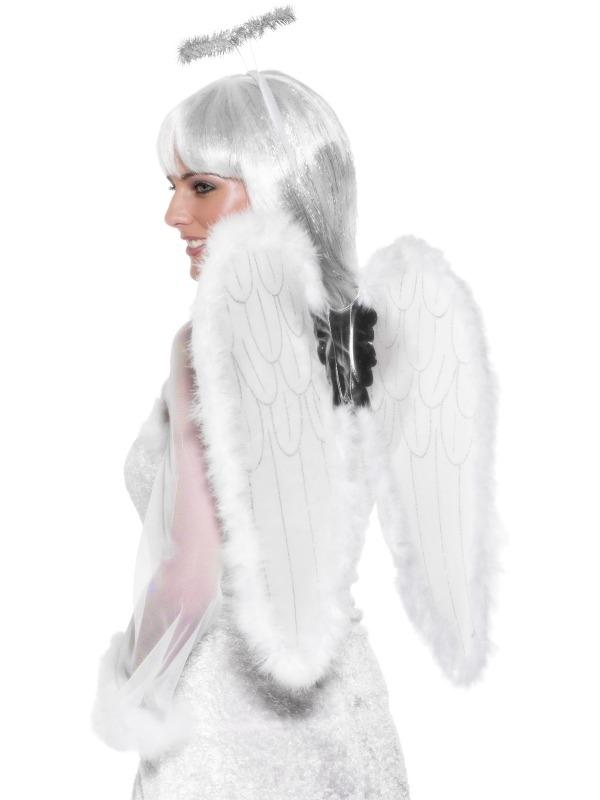 Engel Vleugels met Aureool
