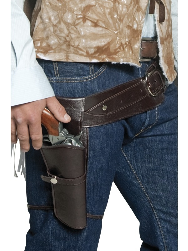 Authentieke Western Riem en Holster