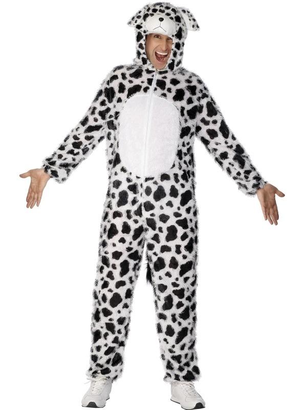 Gekke Dieren Dalmatier Heren Kostuum