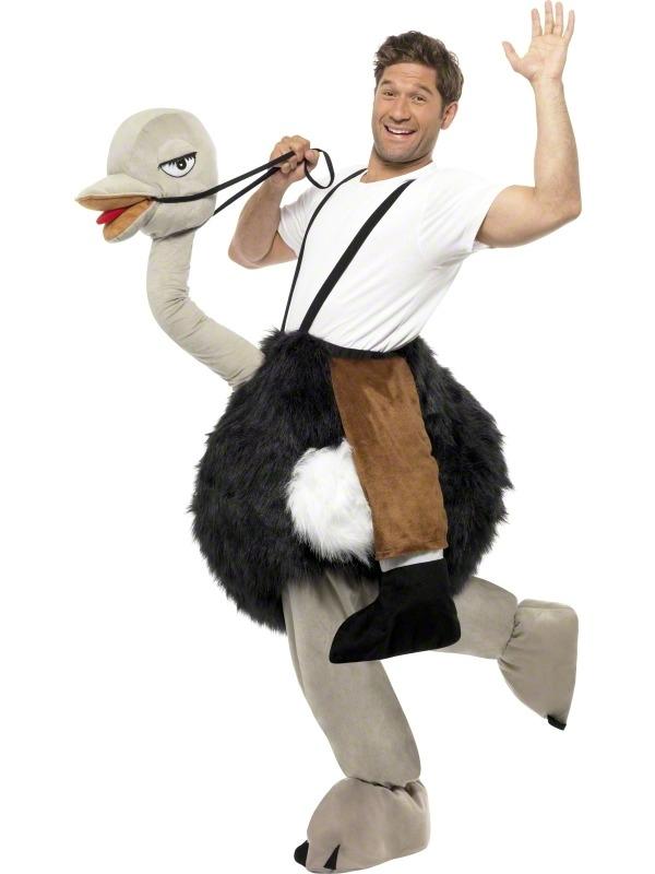 Struisvogel Kostuum