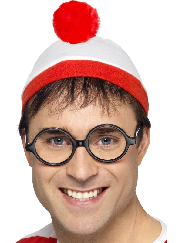 Where's Wally? Verkleedset