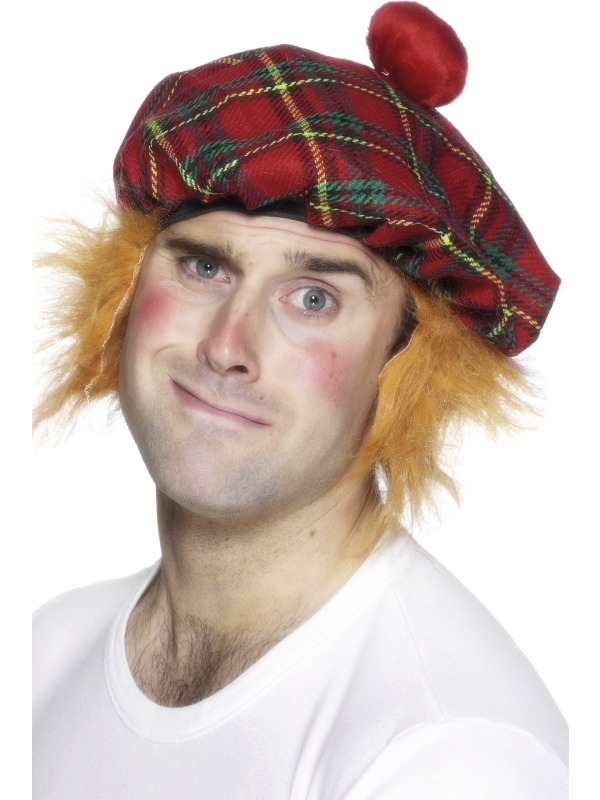 Tam-O-Shanter Schotse Hoed