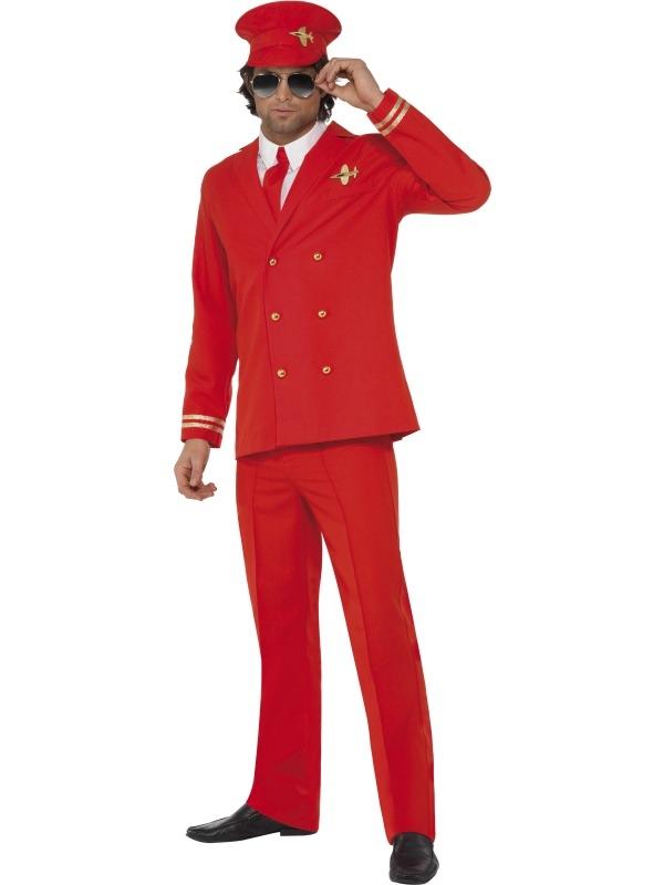 High Flyer Costume