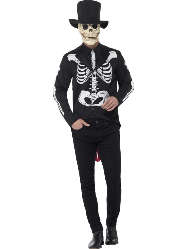 Day of the Dead Senor Skeleton Kostuum