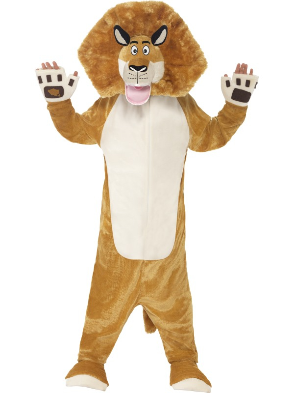 Madagascar Alex The Lion Kinder Verkleedkleding