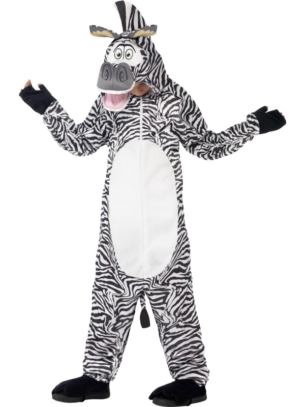 Madagascar Marty The Zebra Kinder Verkleedkleding