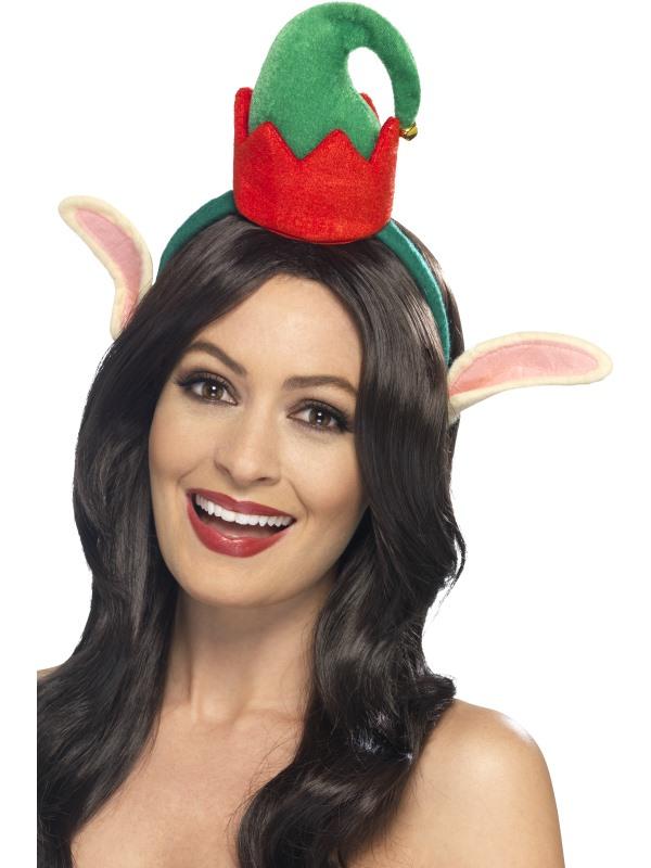 Mini Elf Hoedje met Oren