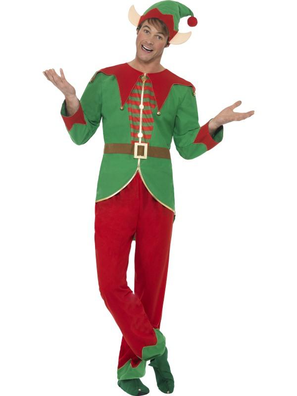 Heren Elf Kostuum Compleet