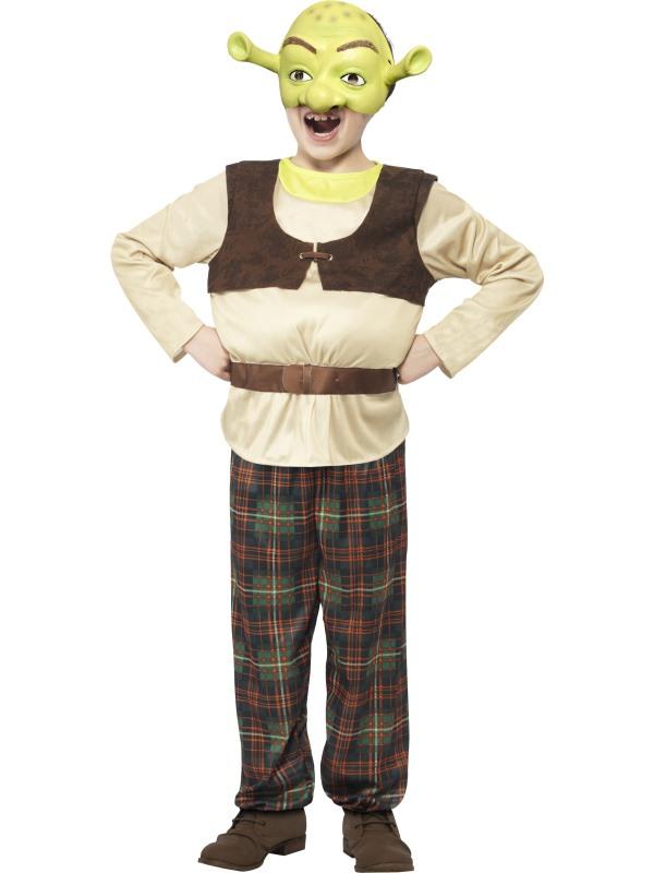 Shrek Kids Verkleedkleding Carnaval