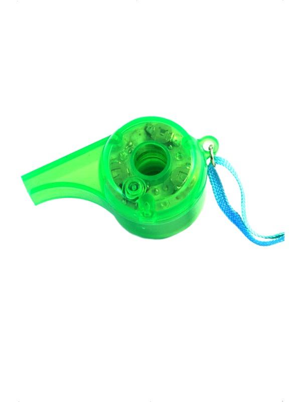 Groen Fluitje met Lichtjes