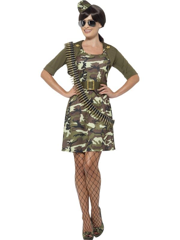 Combat Cadet Dames Verkleedkleding