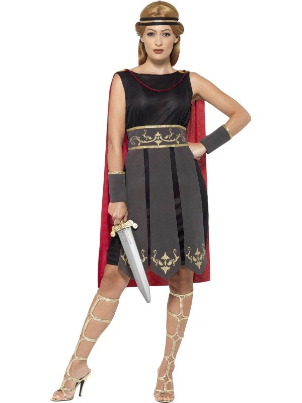 Roman Warrior Gladiator Verkleedkostuum