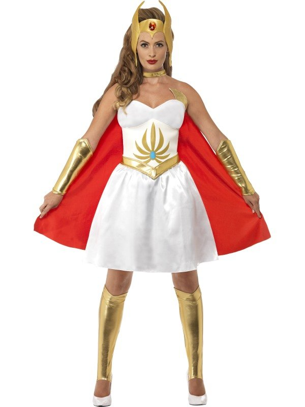 She-Ra Superheld Dames Verkleedkostuum