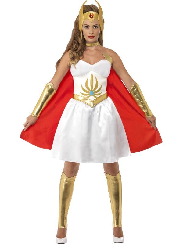 She-Ra Superheld Dames Kostuum