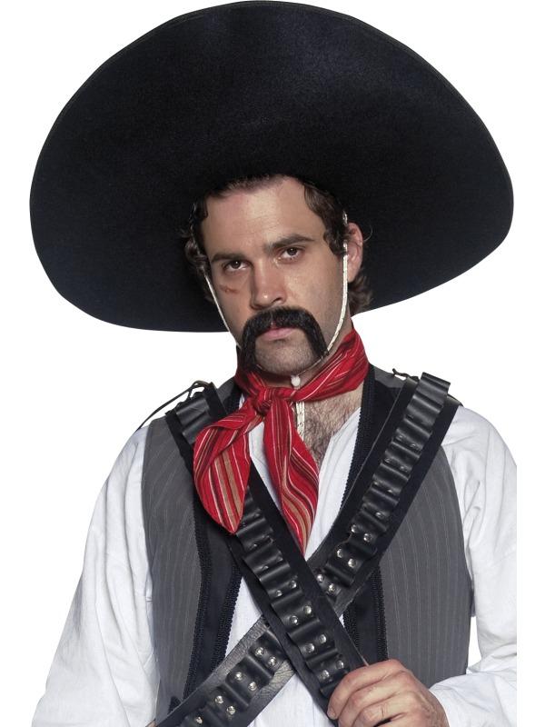 Authentic Mexicaanse Bandieten Sombrero