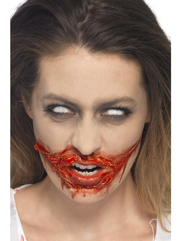 Nep Bloed en Latex voor Horror Creaties