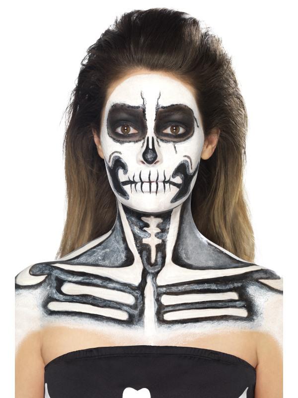 Skeletten Vloeibare Latex Horror Schmink