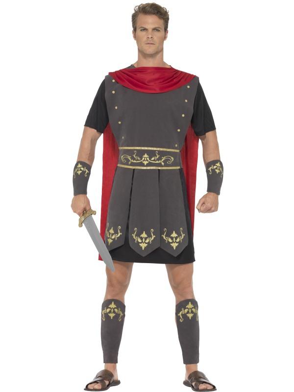 Romeinse Gladiator Heren Kostuum