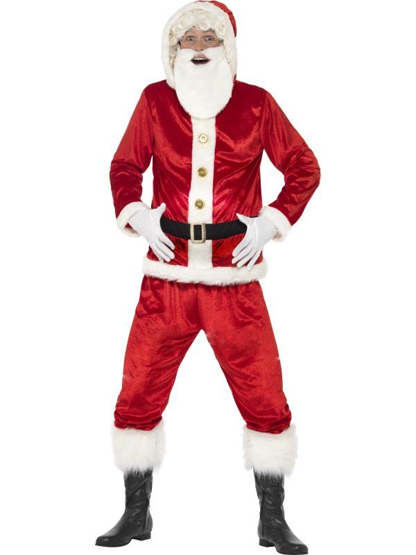 Jolly Santa Kerstman Met Geluid