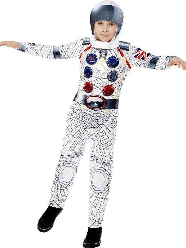 Deluxe Spaceman Kostuum