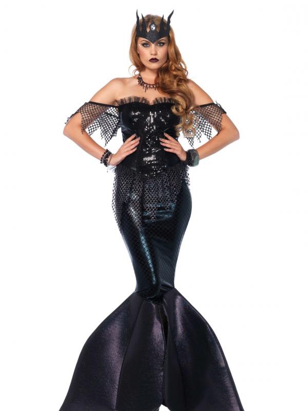 Mermaid Dark Water