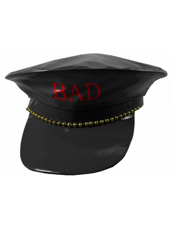 Bad Girl Cap Zwart