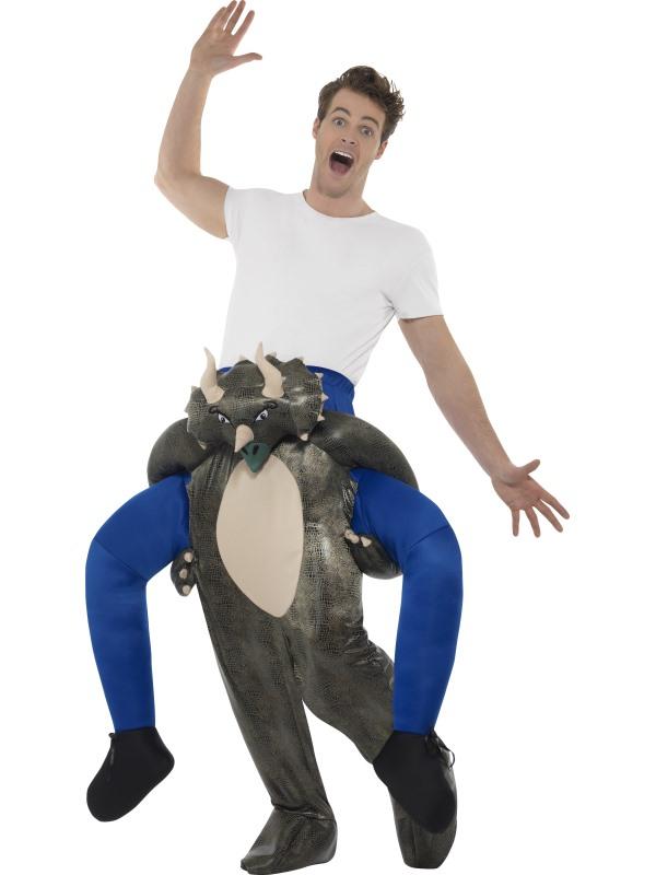 Piggyback Dinosaur Costume
