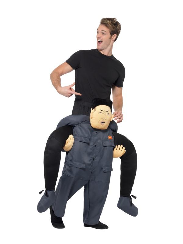 Piggyback Dictator Kostuum