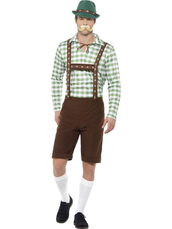 Alpine Bavarian Kostuum