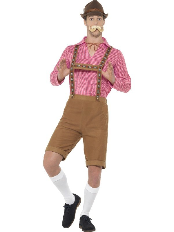 Mr Bavarian Costume