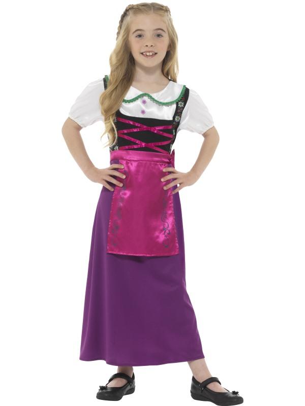 Bavarian Princess Kostuum