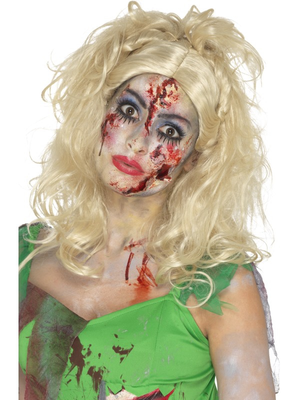 Zombie Fairy Pruik