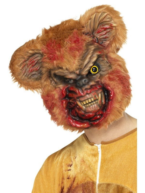 Zombie Teddy Bear Mask