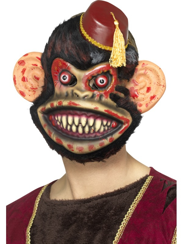 Zombie Toy Monkey Mask