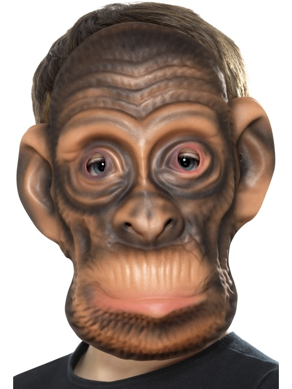 Chimp Mask Kids