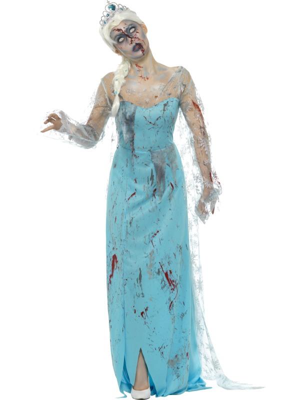 Zombie Froze to Death Kostuum
