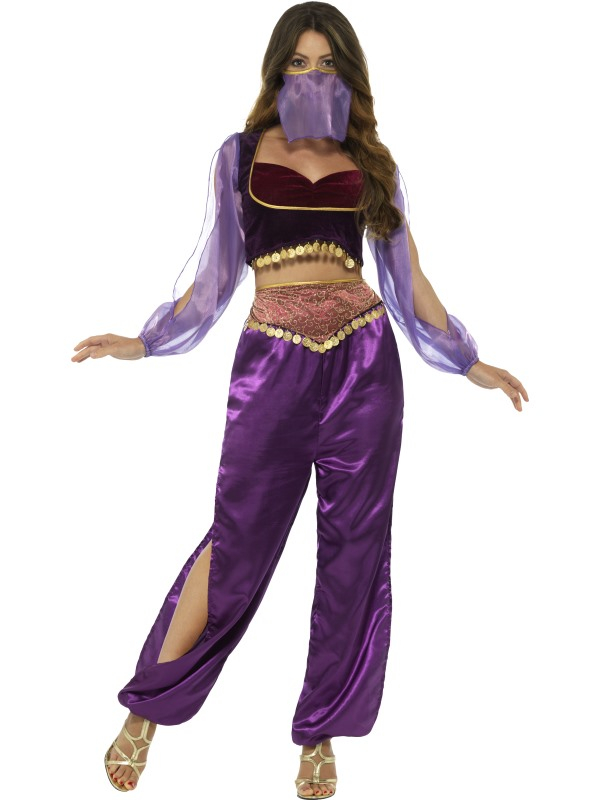 Arabian Princess Kostuum